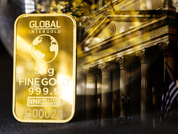 central banks go on gold buying spree