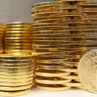 Volatile Trading Day Sends Gold Prices Climbing