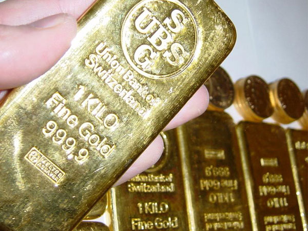 gold to go up from fed policy changes